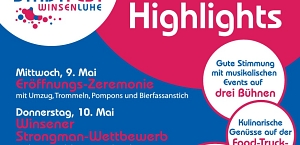 Highlights Stadfest 2018
