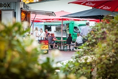 Little Food Truck Village Winsen/Luhe 2017 © Stadt Winsen (Luhe)