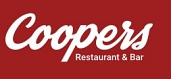 Logo Coopers Restaurant © Coopers Bar